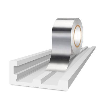 Taśma aluminiowa do listew karniszowych LK-01/02/03 Blue Dolphin
