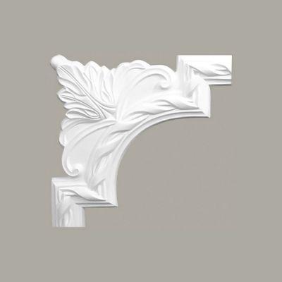 Narożnik LNZ-04-1 do listwy naściennej zdobionej Creativa by Cezar