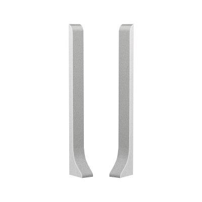 Zaślepki lewa i prawa - komplet do listwy aluminiowej LP59, 2 szt. Creativa by Cezar